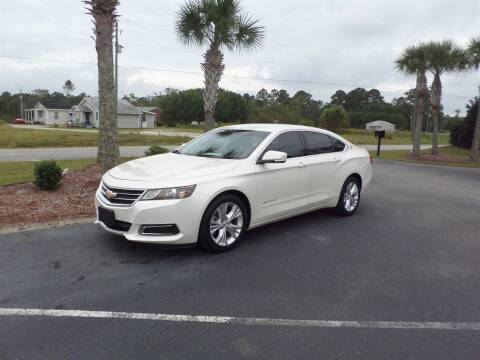 2014 Chevrolet Impala for sale at First Choice Auto Inc in Little River SC
