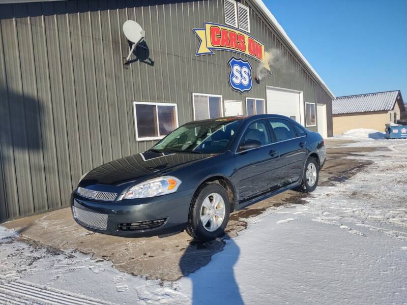 2015 Chevrolet Impala Limited for sale at CARS ON SS in Rice Lake WI