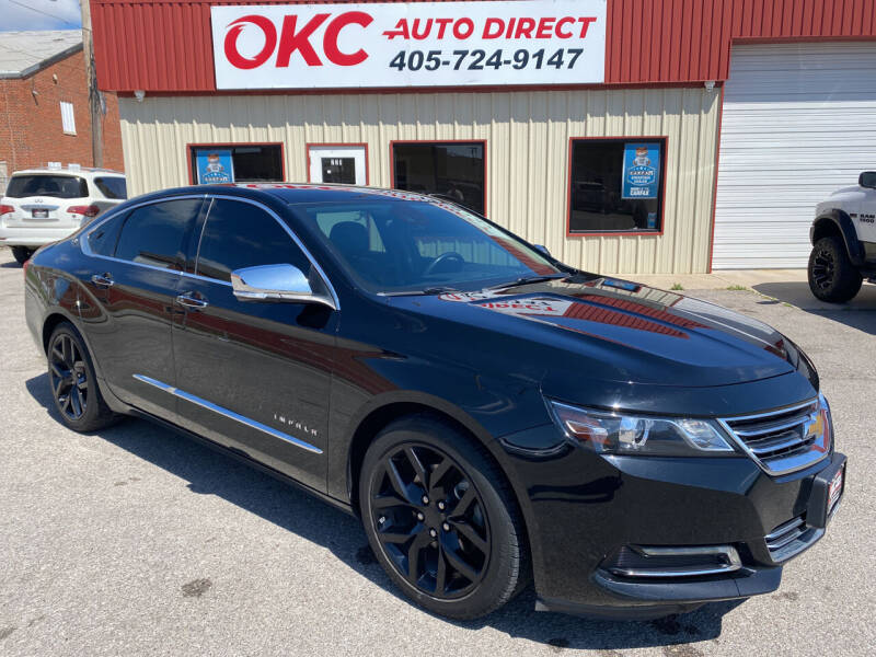 2017 Chevrolet Impala for sale at OKC Auto Direct in Oklahoma City OK