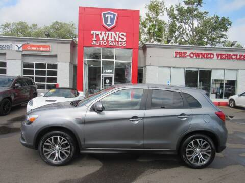 2017 Mitsubishi Outlander Sport for sale at Twins Auto Sales Inc in Detroit MI