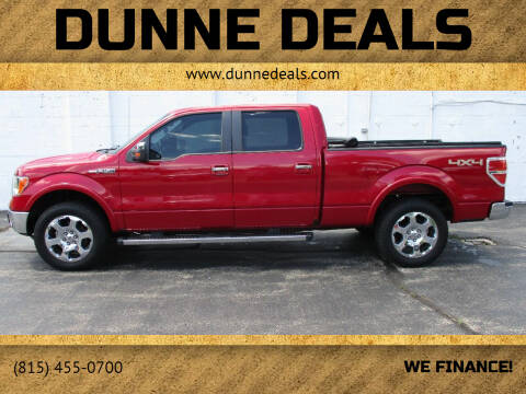 2012 Ford F-150 for sale at Dunne Deals in Crystal Lake IL