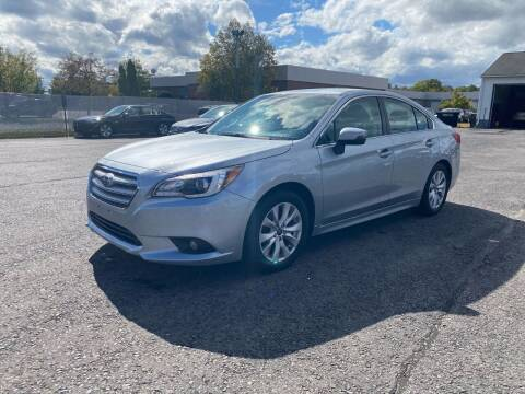 2017 Subaru Legacy for sale at Riverside Auto Sales & Service in Portland ME