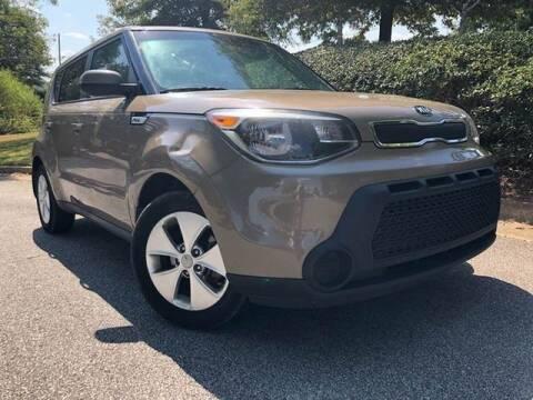 2015 Kia Soul for sale at el camino auto sales in Gainesville GA