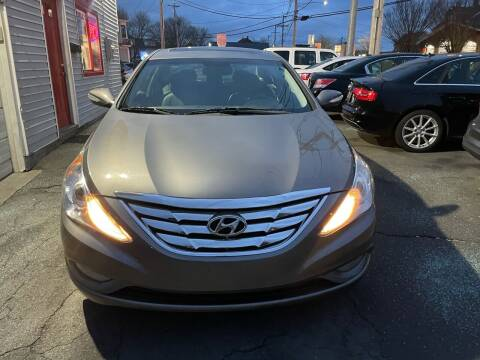 2011 Hyundai Sonata for sale at Better Auto in South Darthmouth MA