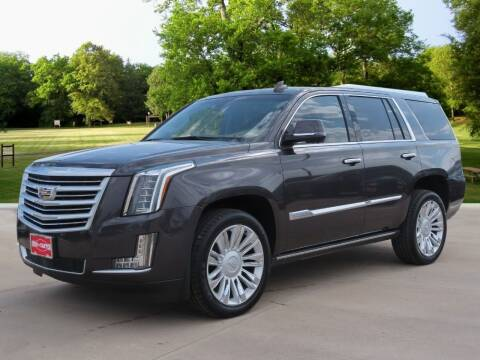 2015 Cadillac Escalade for sale at Ron Carter  Clear Lake Used Cars in Houston TX