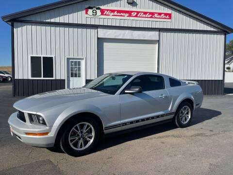 2005 Ford Mustang for sale at Highway 9 Auto Sales - Visit us at usnine.com in Ponca NE