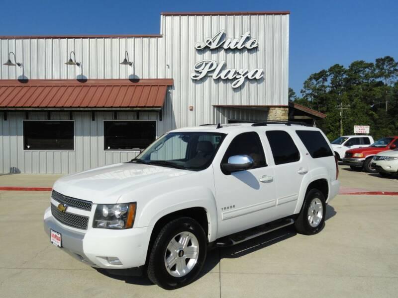 2013 Chevrolet Tahoe for sale at Grantz Auto Plaza LLC in Lumberton TX