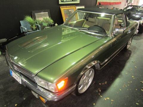 1984 Mercedes-Benz 200-Series for sale at Auto Sport Group in Delray Beach FL