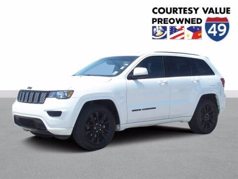 2018 Jeep Grand Cherokee for sale at Courtesy Value Pre-Owned I-49 in Lafayette LA