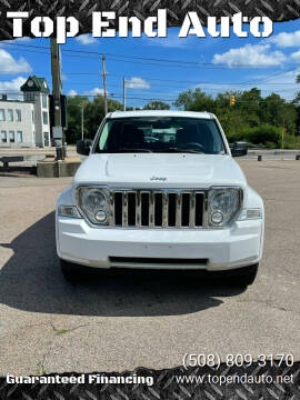 2011 Jeep Liberty for sale at Top End Auto in North Attleboro MA