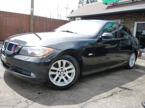2006 BMW 3 Series for sale at Sindibad Auto Sale, LLC in Englewood CO