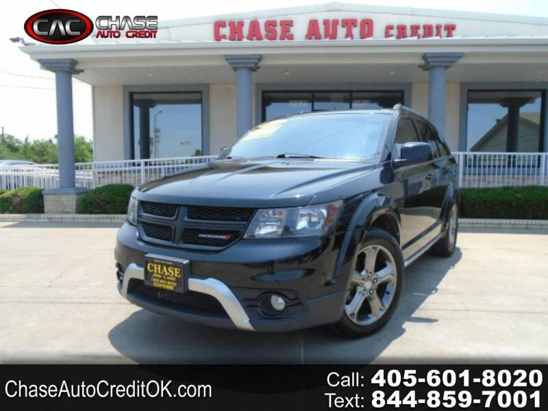 2016 Dodge Journey for sale at Chase Auto Credit in Oklahoma City OK