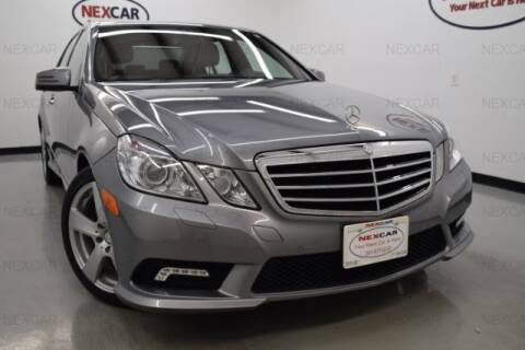 2010 Mercedes-Benz E-Class for sale at Houston Auto Loan Center in Spring TX