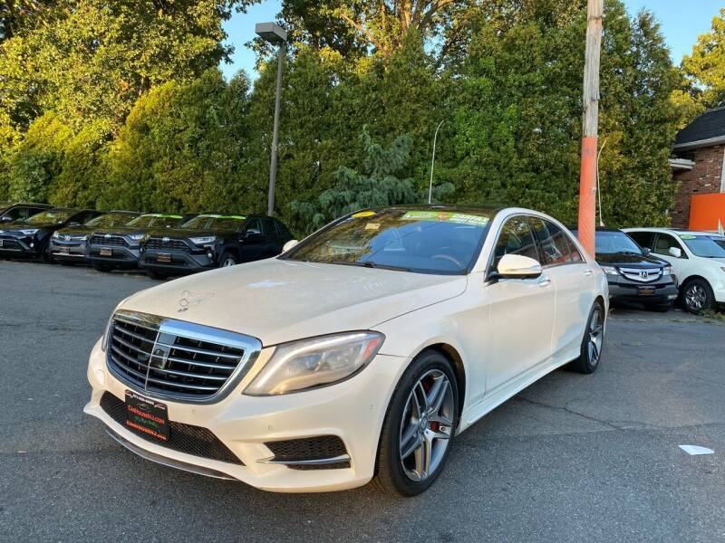 2016 Mercedes-Benz S-Class for sale at Bloomingdale Auto Group in Bloomingdale NJ