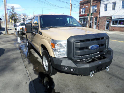 2011 Ford F-250 Super Duty for sale at Associated Sales & Leasing, Inc. in Perth Amboy NJ