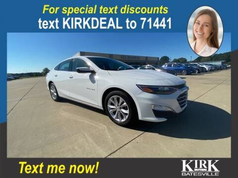 2019 Chevrolet Malibu for sale at Kirk Brothers Batesville in Batesville MS