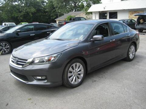 2015 Honda Accord for sale at Import Auto Connection in Nashville TN