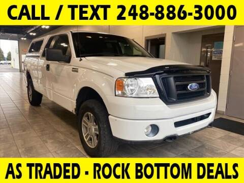 2008 Ford F-150 for sale at Lasco of Waterford in Waterford MI