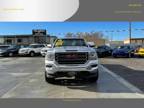 2017 GMC Sierra 1500 for sale at Velascos Used Car Sales in Hermiston OR