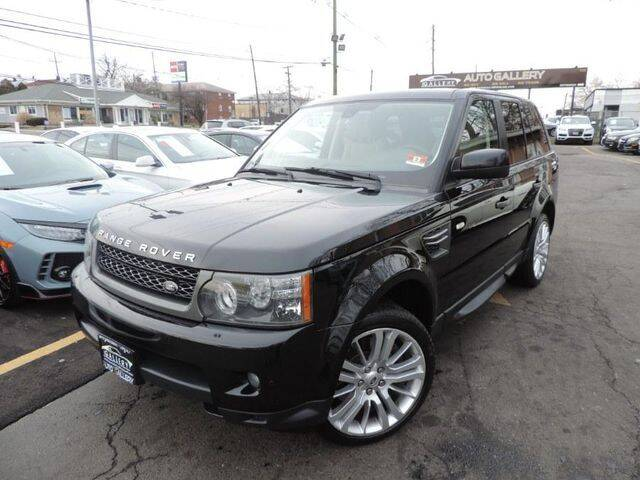2011 Land Rover Range Rover Sport for sale at GLOBAL MOTOR GROUP in Newark NJ