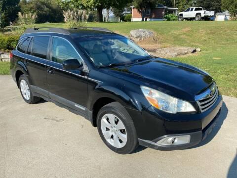 2011 Subaru Outback for sale at HIGHWAY 12 MOTORSPORTS in Nashville TN