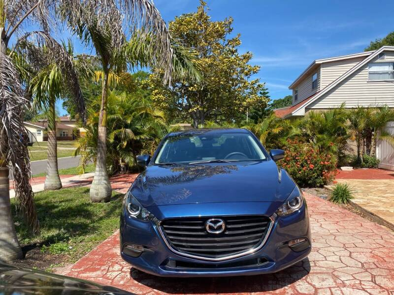 2018 Mazda MAZDA3 for sale at ONYX AUTOMOTIVE, LLC in Largo FL