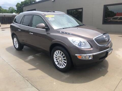 2012 Buick Enclave for sale at Tigerland Motors in Sedalia MO