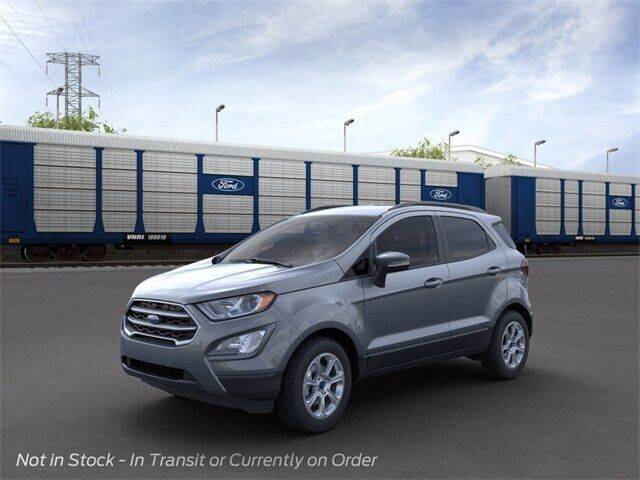 2021 Ford EcoSport for sale in Odessa, TX