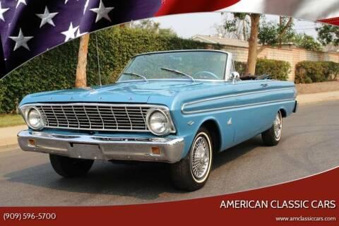 1964 Ford Falcon for sale at American Classic Cars in La Verne CA