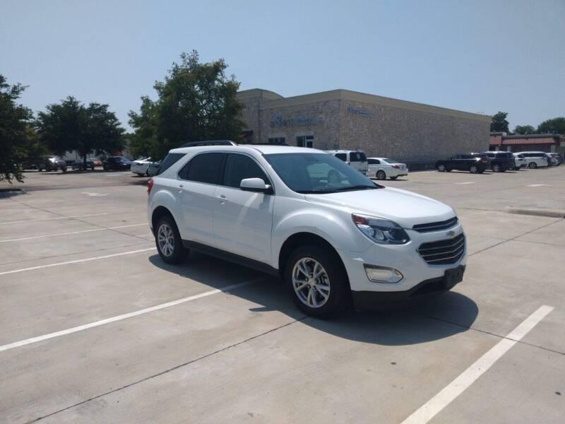 2016 Chevrolet Equinox LT 4dr SUV - Mckinney TX