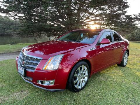 2009 Cadillac CTS for sale at Dodi Auto Sales in Monterey CA