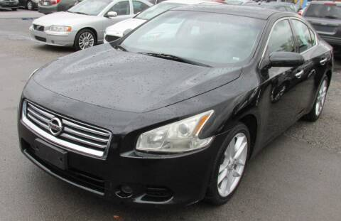 2014 Nissan Maxima for sale at Express Auto Sales in Lexington KY