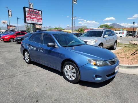 2008 Subaru Impreza for sale at ATLAS MOTORS INC in Salt Lake City UT