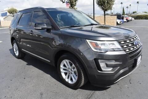 2017 Ford Explorer for sale at DIAMOND VALLEY HONDA in Hemet CA