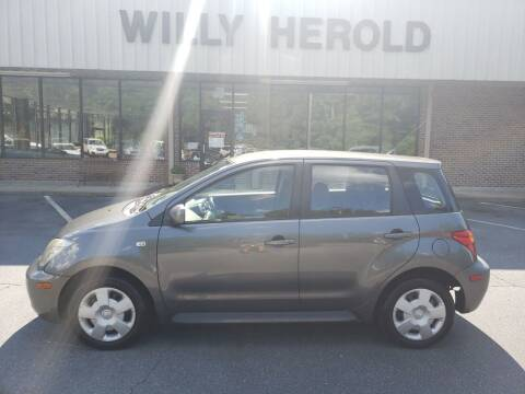 2004 Scion xA for sale at Willy Herold Automotive in Columbus GA