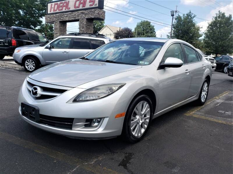 2009 Mazda MAZDA6 for sale at I-DEAL CARS in Camp Hill PA