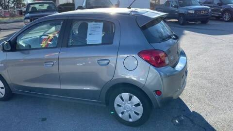2015 Mitsubishi Mirage for sale at King Motors featuring Chris Ridenour in Martinsburg WV