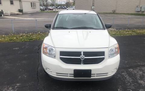 2008 Dodge Caliber for sale at Lewis Auto World LLC in Brookville OH