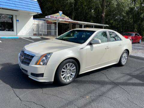 2010 Cadillac CTS for sale at INTERSTATE AUTO SALES in Pensacola FL