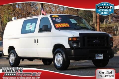 2010 Ford E-Series Cargo for sale at Warner Motors in East Orange NJ