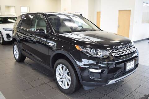 2017 Land Rover Discovery Sport for sale at BMW OF NEWPORT in Middletown RI