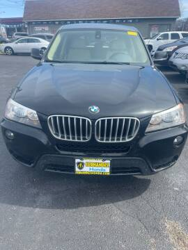 2012 BMW X3 for sale at Right Choice Automotive in Rochester NY