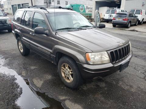 1999 Jeep Grand Cherokee for sale at O A Auto Sale in Paterson NJ