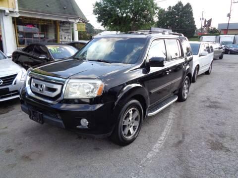 2009 Honda Pilot for sale at Wheels and Deals 2 in Atlanta GA