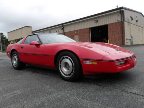 1987 Chevrolet Corvette for sale at TAPP MOTORS INC in Owensboro KY