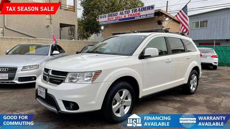 2011 Dodge Journey for sale at San Diego Auto Traders in San Diego CA
