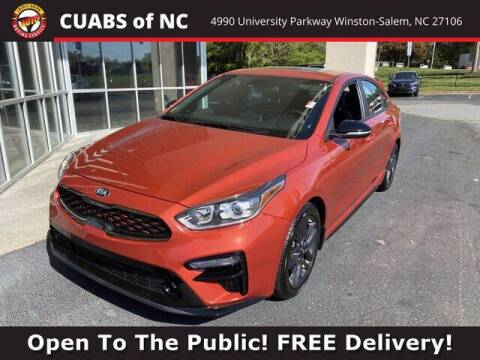 2020 Kia Forte for sale at Credit Union Auto Buying Service in Winston Salem NC
