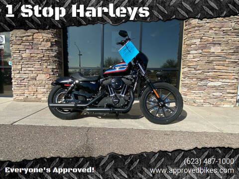 2020 Harley Davidson XL1200 Iron  for sale at 1 Stop Harleys in Peoria AZ