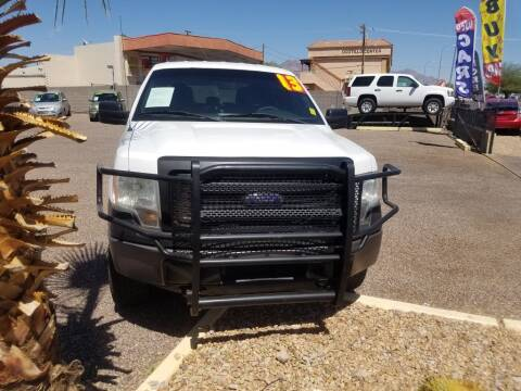 2013 Ford F-150 for sale at 1ST AUTO & MARINE in Apache Junction AZ