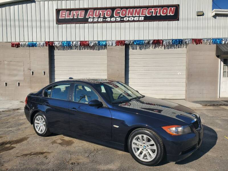 2007 BMW 3 Series for sale at Elite Auto Connection in Conover NC
